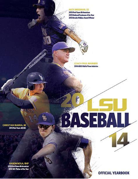 Society Of The Four Arts Garden - 2014 lsu baseball media guide by lsu athletics issuu
