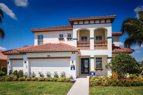 Buy House In Florida by Coconut Palm At Solterra Resort Florida House