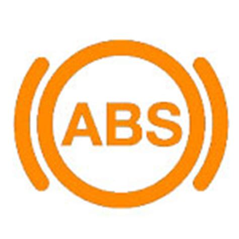 Abs Light by Mechanical World Anti Lock Braking System Abs