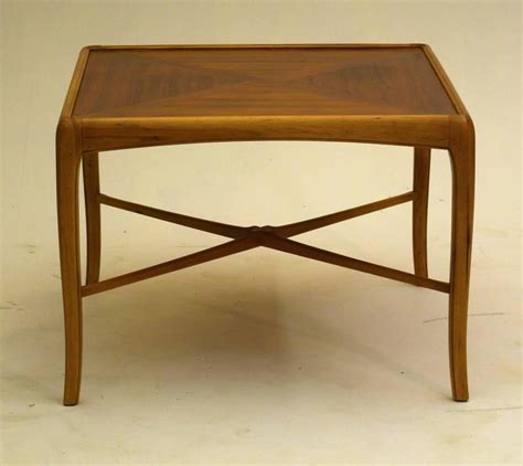 Thomasville Sofa Tables by Walnut And Fruitwood Table By Thomasville 1965 For Sale