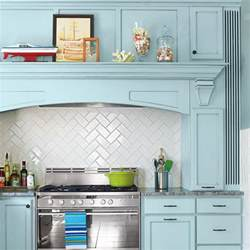 Subway Tile In Kitchen Backsplash 35 Beautiful Kitchen Backsplash Ideas Hative