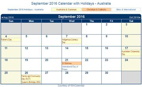 printable calendar 2016 western australia holidays australia 2016 the best holiday 2017