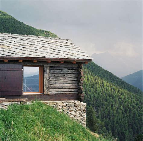 Switzerland Cabin by Adventure Journal Val D H 195 169 Rens Switzerland