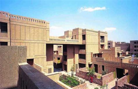 Architectural Plans For Homes asian games village new delhi 1980 82 ribaj