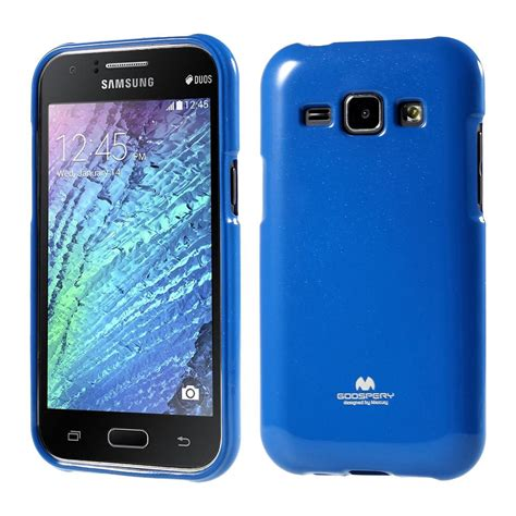 Samsung J1 Ace Jelly Goospery Soft New Cover Green funda goospery jelly azul samsung j1 ace mica