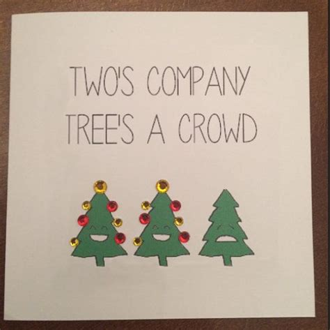 christmas tree puns 1000 images about card designs on trees literature and