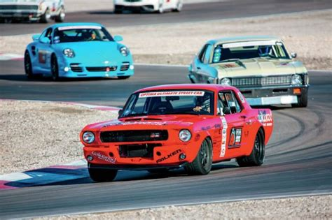 Top Import 66 world s best pro touring mustangs at 2014 ousci