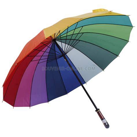 Payung Lipat Pelangi payung golf pelangi