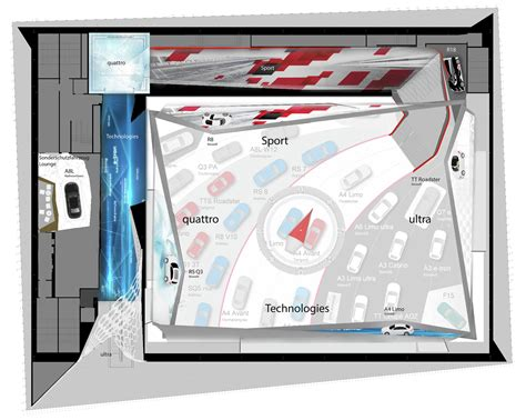 what is a floor plan car dealership floor plan car gallery of audi motor show 2015 schmidhuber 11