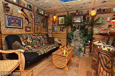 tiki living room anyone wanna buy a tiki bar with house attached album on on vacation rental rent