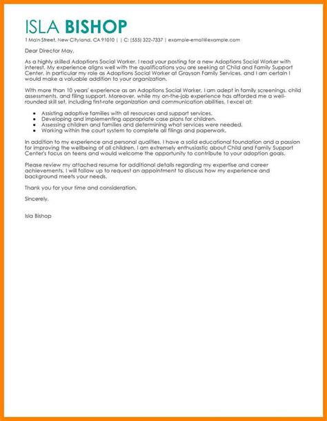 Adoption Manager Cover Letter by Child Support Officer Cover Letter Cover Letter