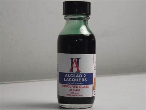 Alclad Armoured Glass 2 alclad 2 30ml 408 armoured glass tint