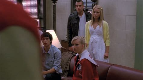 glee season 2 sectionals puck quinn 1x13 sectionals glee couples image