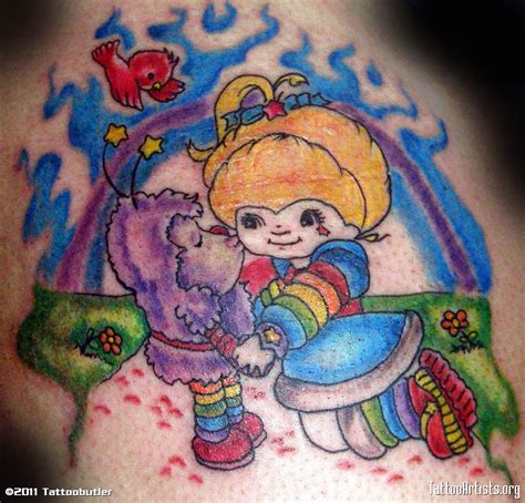 rainbow brite tattoo rainbow brite picture rainbow brite wallpaper