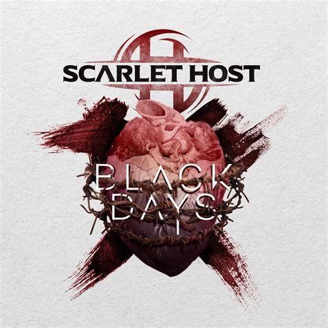 scarlet day new year scarlet host black days album out today metal4africa