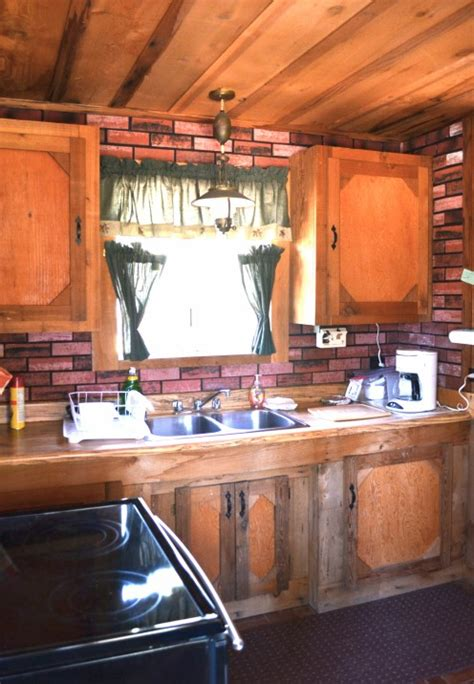 MY LOG CABIN KITCHEN RENOVATION   After Orange County