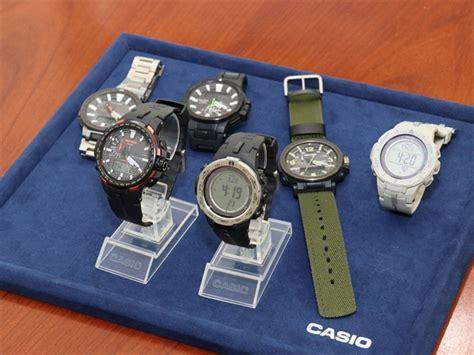 Casio Protrek Wsd F20 Like New casio wsd f20 position of the new brand protrek smart