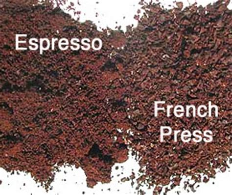 coffee   What is the ideal grind for making espresso?   Seasoned Advice