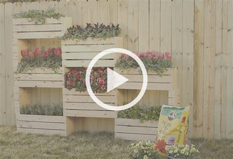 how to build a vertical wall garden how to build a vertical garden wall