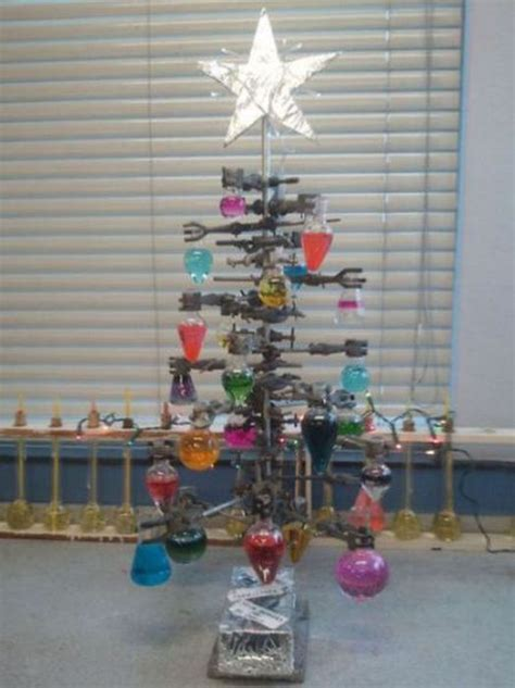 science lab christmas tree it s not christmas without a