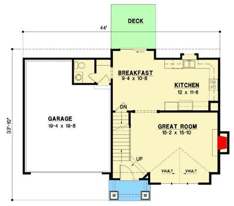 Cozy Cottage 18563wb Architectural Designs House Plans Cozy Cottage Floor Plans