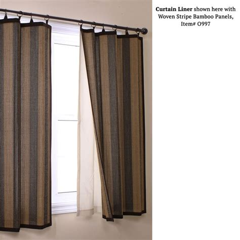 insulated drapery liners insulating blackout curtain panel liner