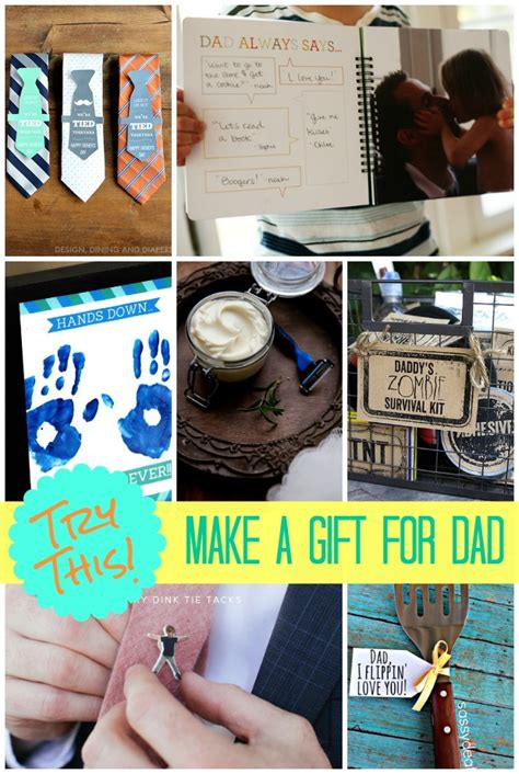 Handmade Gifts For Fathers Day - try this s day gifts four generations