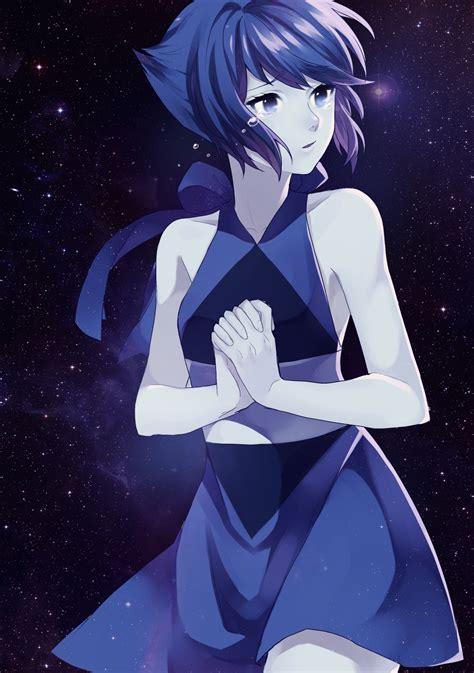 imagenes anime de steven universe lapis luzli aniversario pinterest steven universe