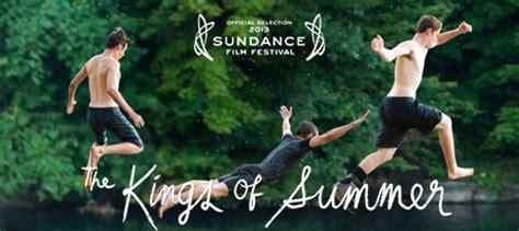 kings of summer film review the kings of summer sundance london festival