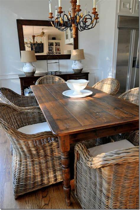 dining room ideen esszimmer gestaltung interieur ideen holztisch korbm 246 bel