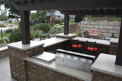 outdoor countertop ideas homesfeed