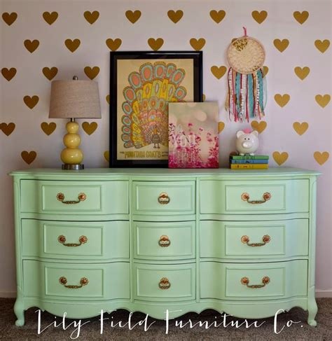 mint green dresser lily field furniture mint green dresser painted