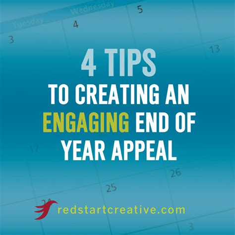 4 tips to creating an engaging end of year appeal redstart creative