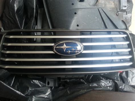subaru forester grill 100 subaru forester grill subaru forester 2008