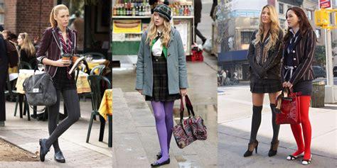 Get The Gossip Look Preppy gossip finest fashion lessons