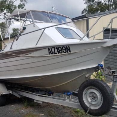 stessl yellowfin boats for sale stessl yellowfin 6m plate boat for sale in australia