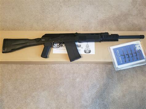 Fuquay Varina Magnum Detox by Nc Fs Arsenal Fime Sgl12 94 Saiga 12 Le Model