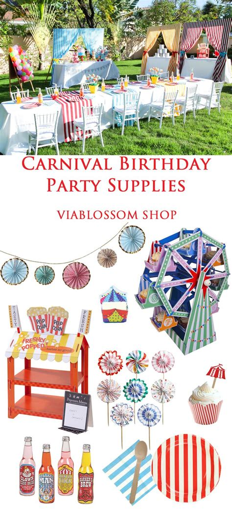 25 best ideas about carnival supplies on