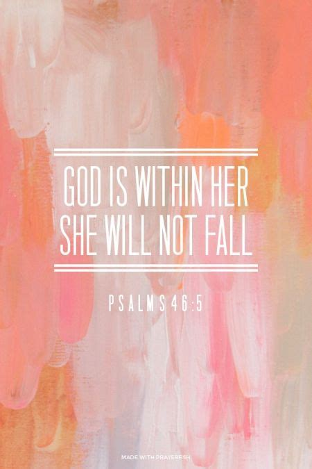 god is within her tattoo i jesus god is within she will not fall