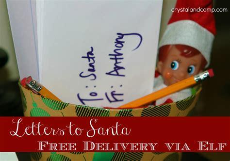 2012 On The Shelf by On The Shelf Dear Santa Crystalandcomp