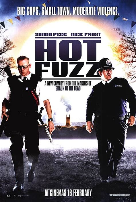 film hot fuzz hot fuzz movie posters at movie poster warehouse