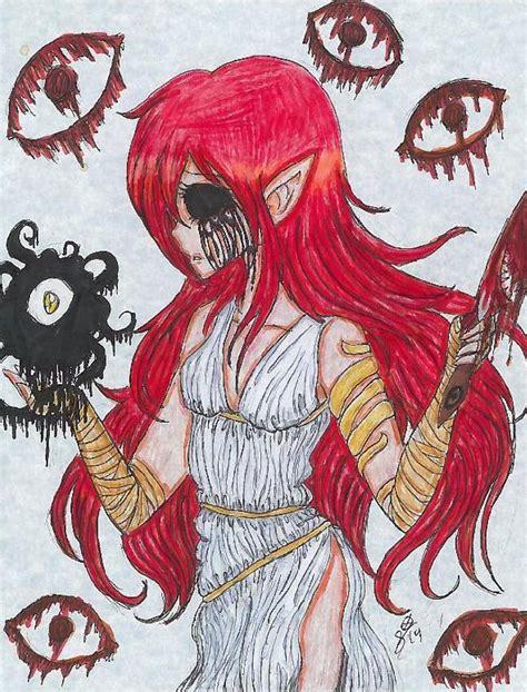 doll reader x creepypasta creepypasta origin cover the blind oracle by invaderika