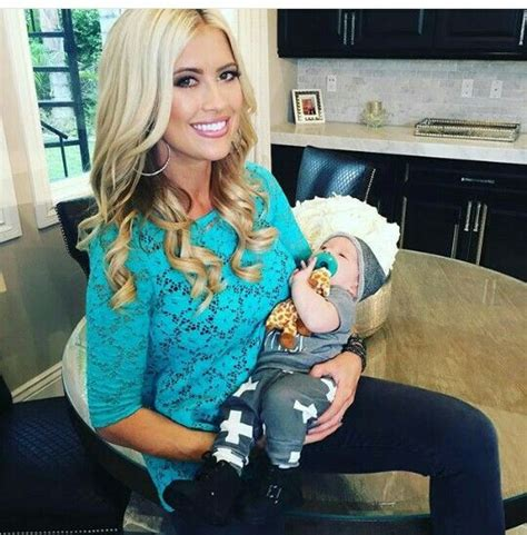 tarek and christina el moussa welcome son brayden james christina el moussa brayden james hollywood glamour