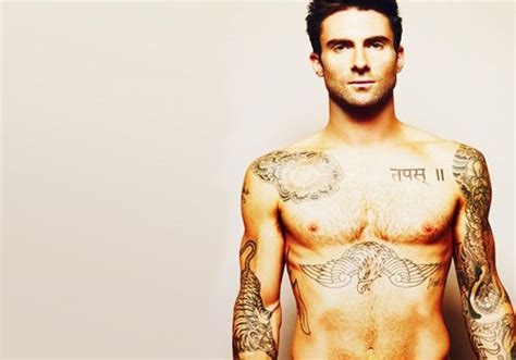 adam levine tattoo meaning these 15 firangi got indian tattoos done now
