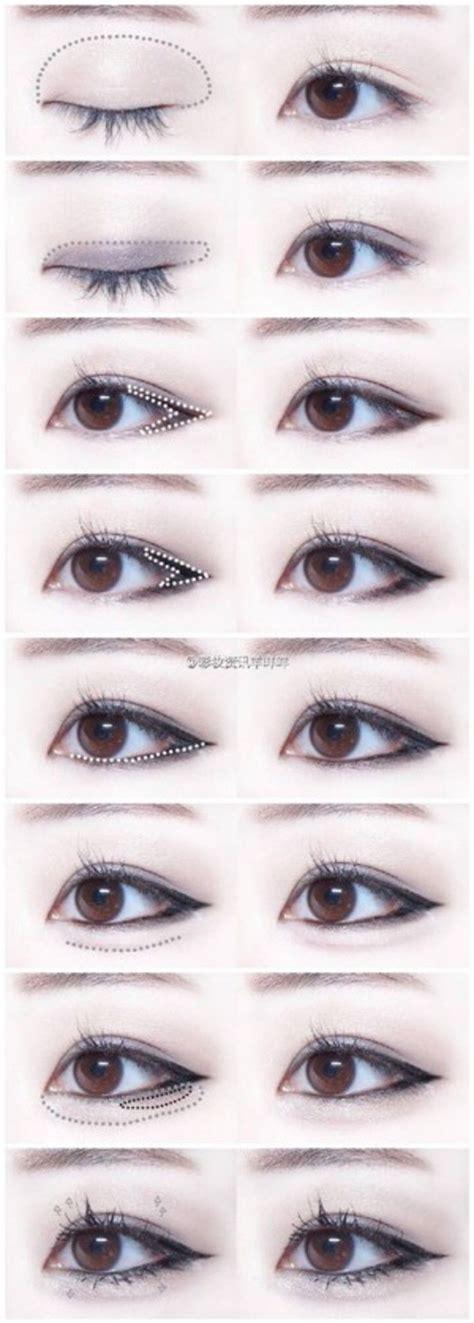 tutorial eyeliner ulzzang boy 25 best ideas about korean eye makeup on pinterest