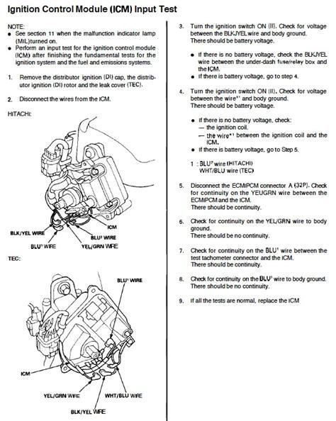 obd2 honda dizzy wiring diagram wiring diagram manual