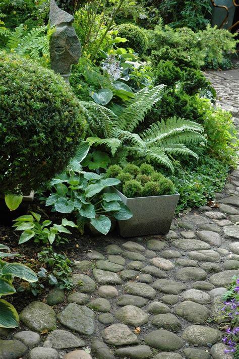 Fern Garden Ideas Hosta And Fern Vegetal Gardens Stones And So Fresh