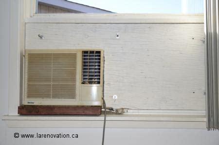 Comment Installer Une Climatisation Fixe by Installer Un Climatiseur Dans Une Fen 234 Tre De Maison