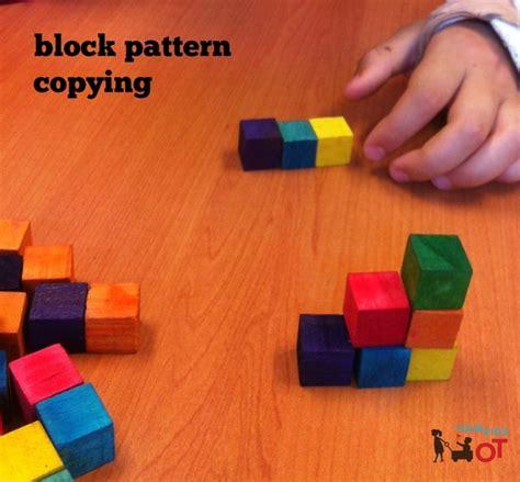 pattern block area activities your kids ot blog your kids ot
