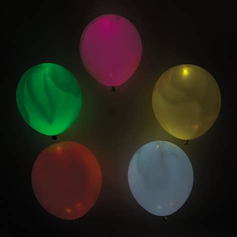 Light Up Balloons by Illooms 174 Led Balloons Mixed Light Up Balloons Balloons Balloons Decorations